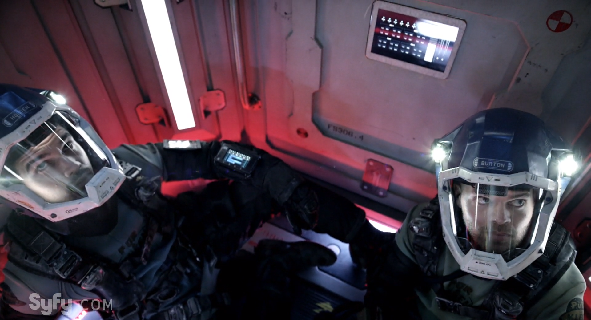 Sneak Peak of The Expanse Available Now!