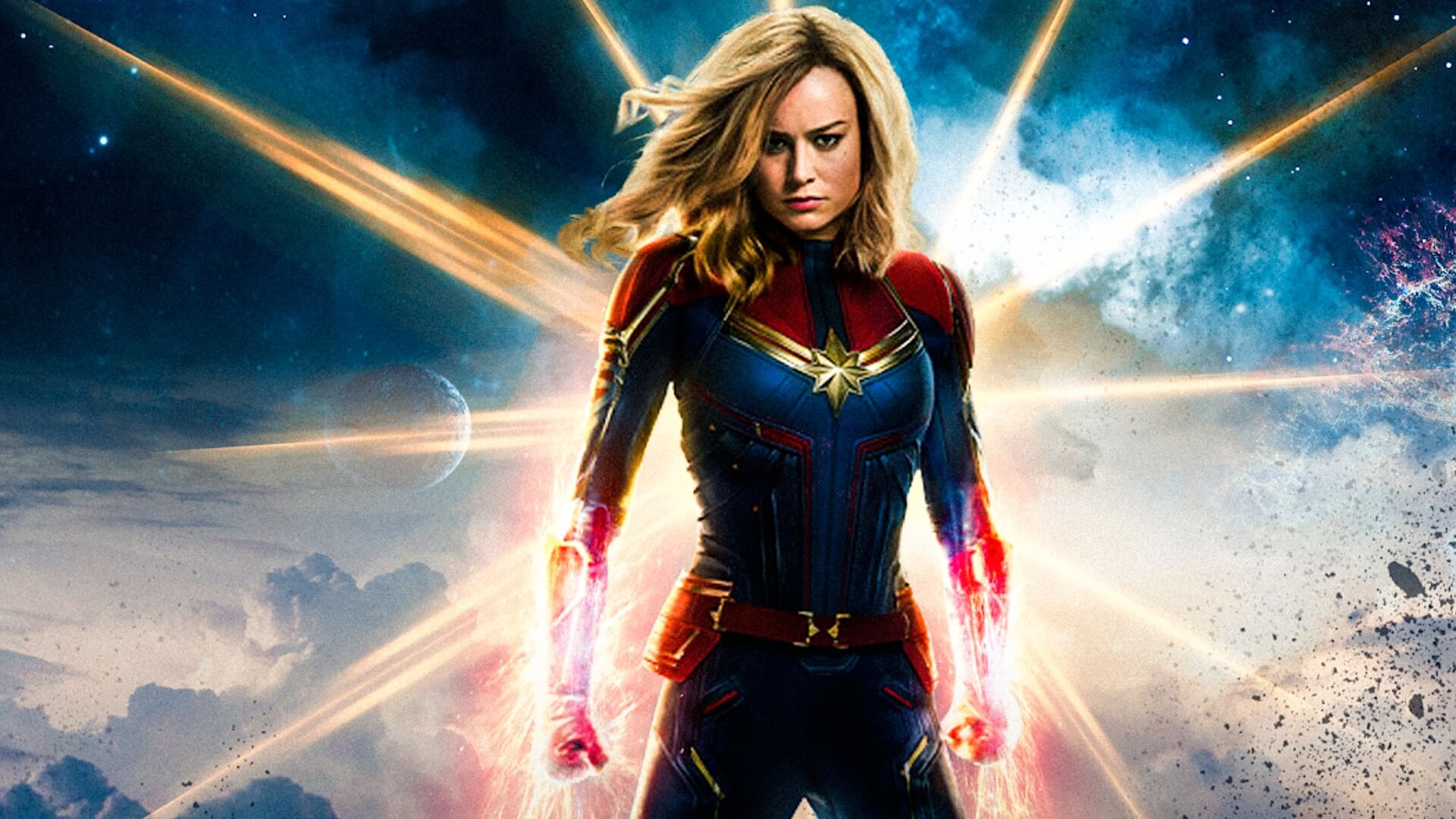 Captain Marvel: Not The Hero We Were Looking For